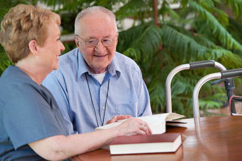 Personal Care Home Staff