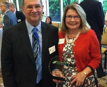 Terry Barley Champions of Better Health Award