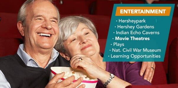 senior entertainment discounts