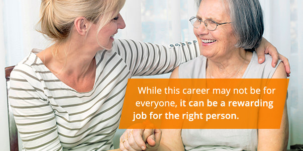 consider home care careers