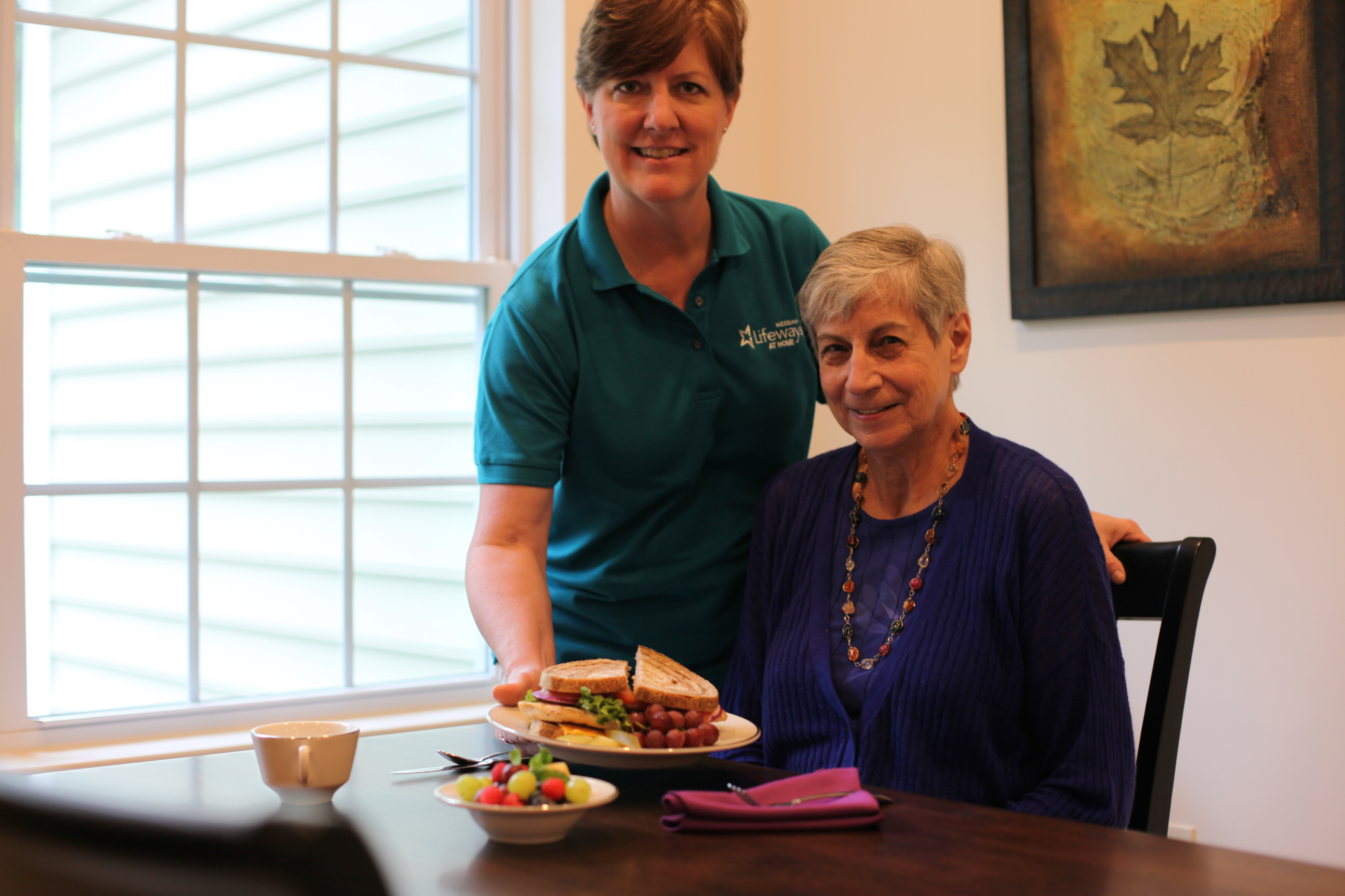 Messiah Lifeways At Home Care - Meals
