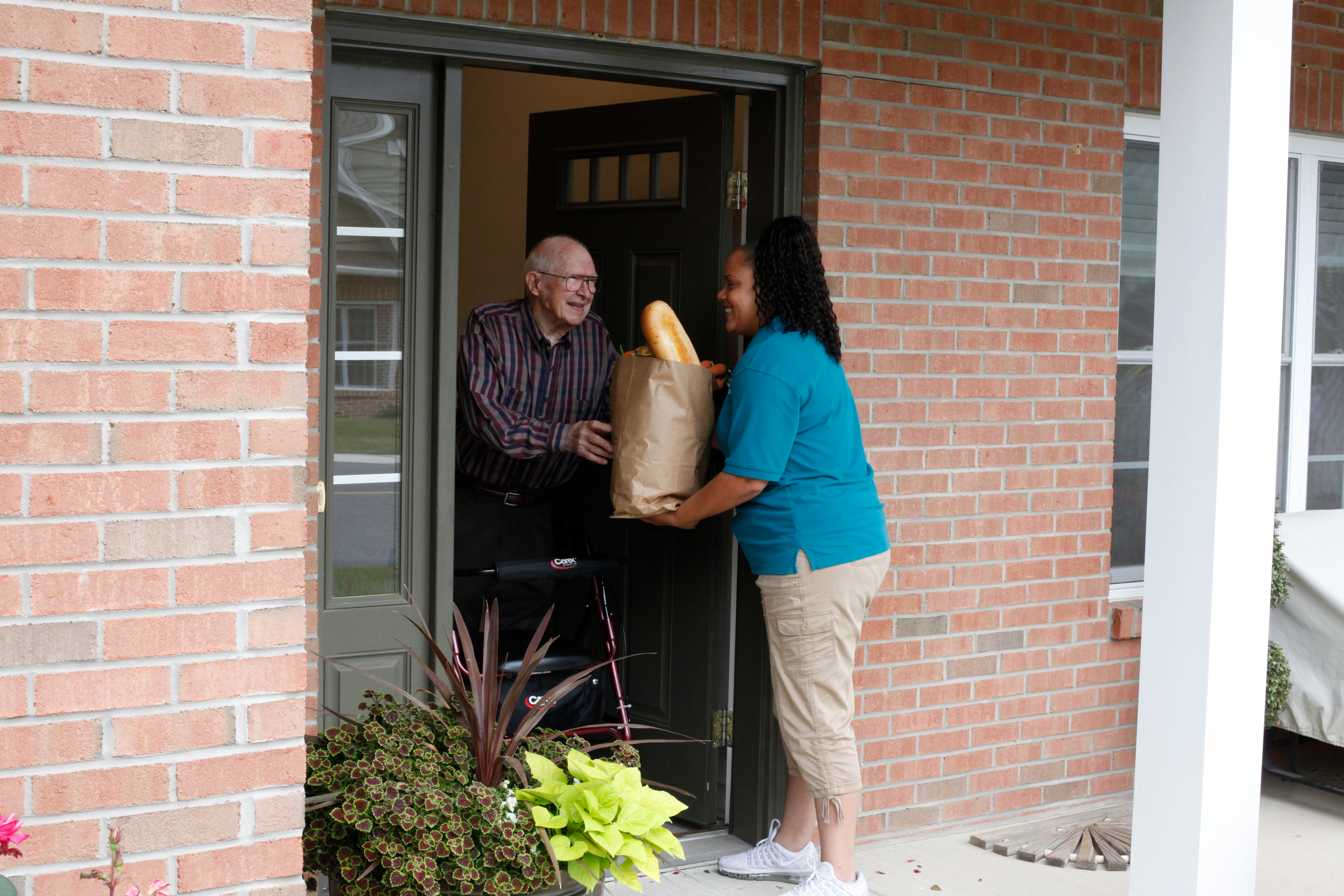 Messiah Lifeways At Home Care - Help with Errands